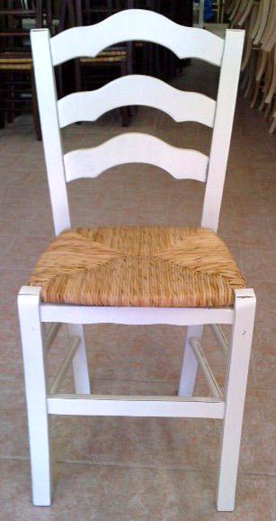 Ξύλινη παραδοσιακή καρέκλα καφενείου, ταβέρνας ή εστιατορίου Κ51
