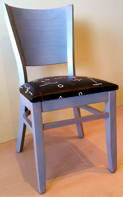 Ξύλινη Καρέκλα Paris