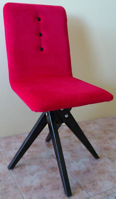 Ξύλινη πολυθρόνα Twist
