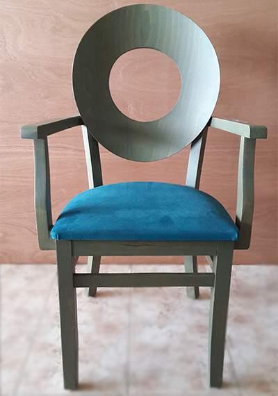 Ξύλινη Καρέκλα Υββόνη