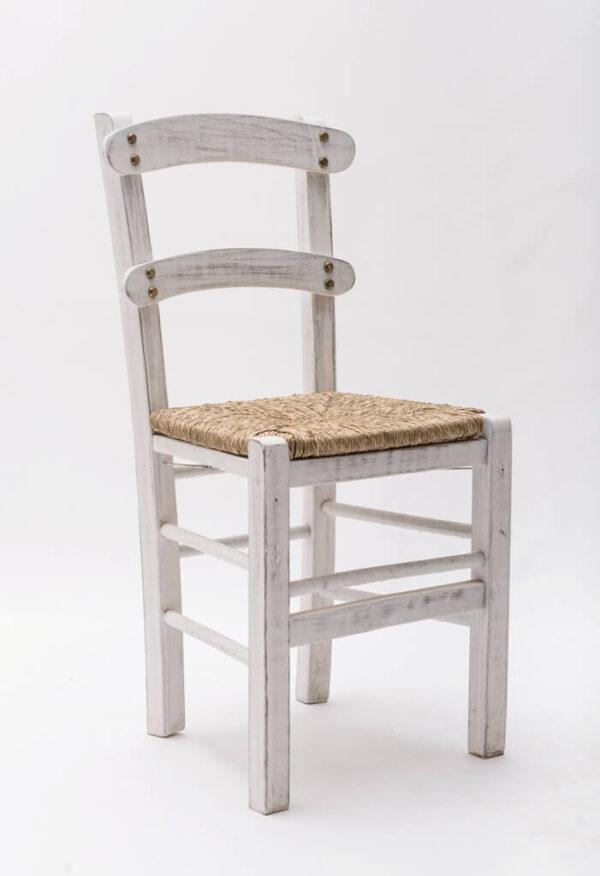 """Ξύλινη καρέκλα ταβέρνας """"Καρφωτή"""""""