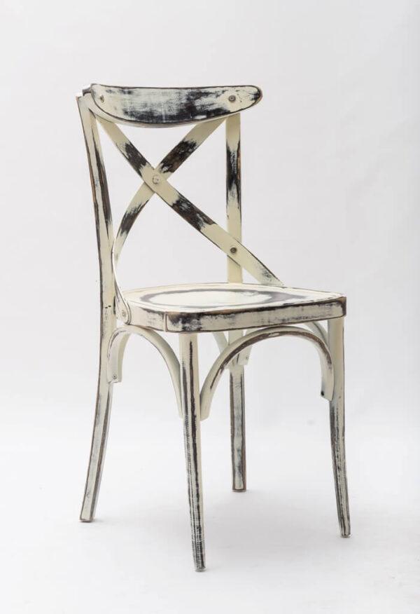 Ξύλινη καρέκλα Retro